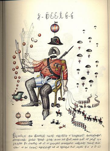 El Manuscrito Voynich - Realidad o Engano? Voynich2