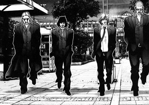 Capitulo 4: El mas fuerte de Tokio [Vampiros]  - Página 2 Gantzvampires