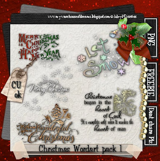 Saturday´s night freebies :) APD_XmasWA-pack1-preview