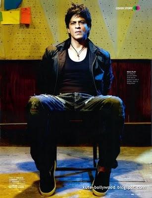 مجموعة صور لشارو خان Shahrukh Khan من مجلة GQ India 2010  3