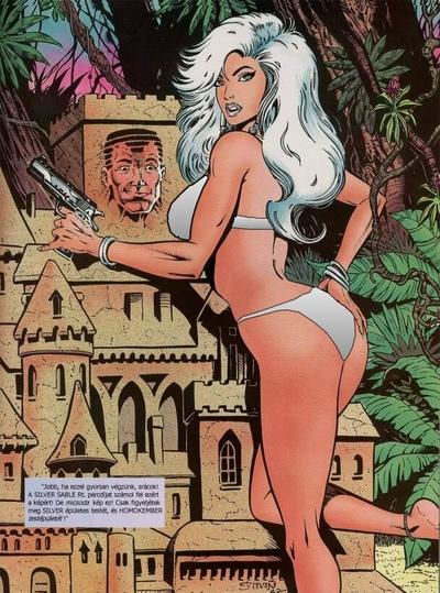 Las más sexys de Marvel - Página 2 167463-silver-sable_400