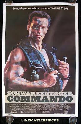 Peliculas de putoamos solitarios contra malos poderosos Commando