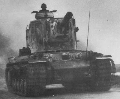Blitzkrieg: opération Prüfstand Kv2_capt