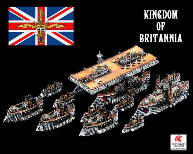 Dystopian Wars (Spartan Games) Britannia_battle_group