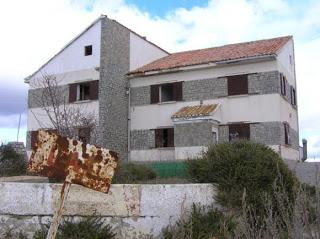"Base militar ""La Salada"" Bar"