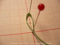 Квилинг -петельчатые цветы 6