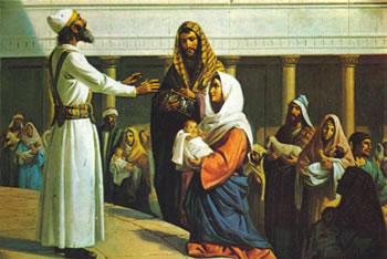 Imagens bíblicas Apresentacao_cristo