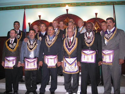 Logia Fraternidad No. 1 Funcionarios