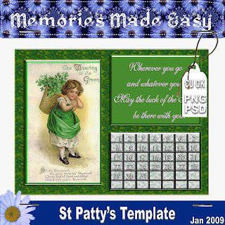 St Patty Day Kit W/Alpha MME_CalTemplate_PREVIEW