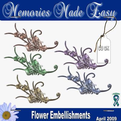 Jeweled Flower Embellishments MME_JewelFlowerEmbellishments_PREVIEW