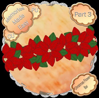 Christmas Flower Bar XmasFlowerRed-Bar_Preview