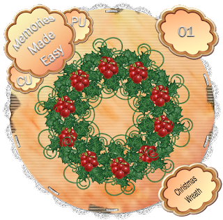Christmas Wreaths 1-3 (CU OK ) {Memories Made Easy} ChristmasW01_PREVIEW