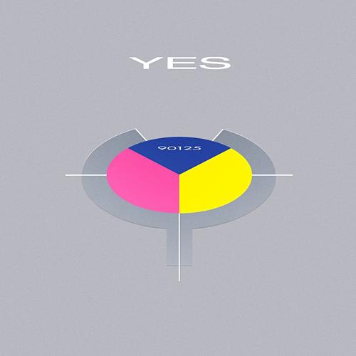 Discos para los que no estabas preparado a los 20 años (topic para cuarentones) - Página 2 Yes_90125_Album