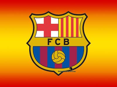 Фан клуб: Барселона FC-Barcelona-Logo-Wallpaper