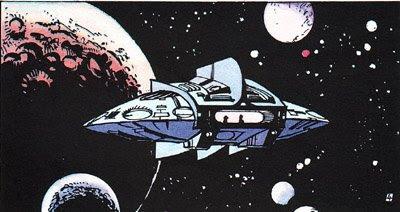 All-Along the Titans Tower [Titans] Ship-valerian