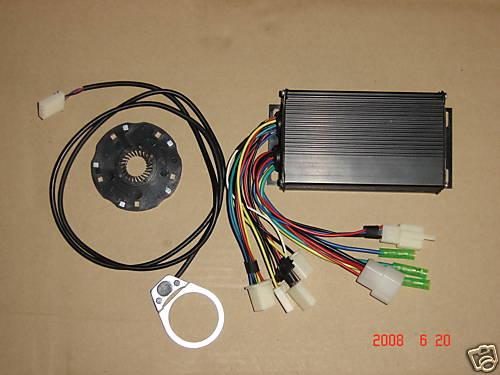 Cableado y conexiones del controlador Kit I Nine Continent Image003