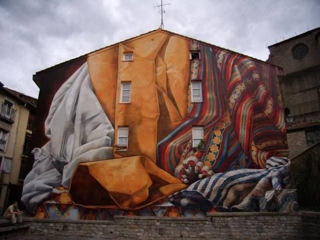 لوحات جدارية ابداعية Wall-drawings30