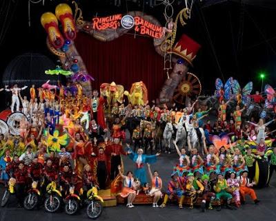 Gara immagini dal 28 Novembre al 3 Dicembre Circus