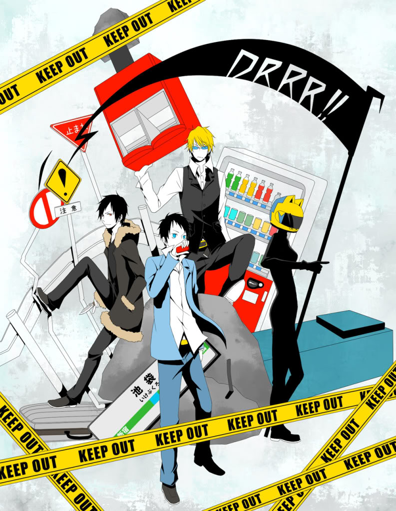 Durarara!! picture Durarara002