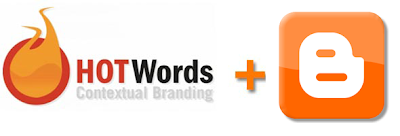 Lucrando com seu Blogger/Blogspot - HotWords Hotwords_Blogger
