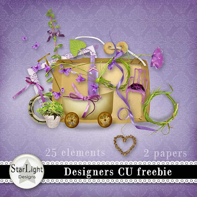 Sweet Purple Nature Kit! Preview