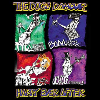 Love is a Dog from Hell - The Dogs D'Amour topic - Página 2 Happyjap