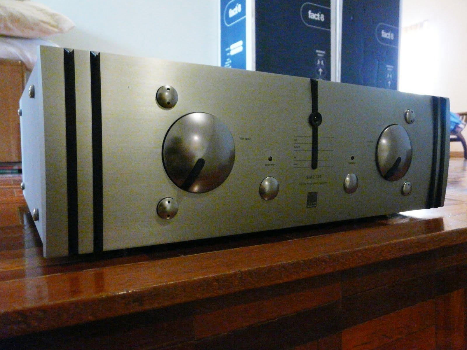 Amplificador para una ATC SCM40 P1090493