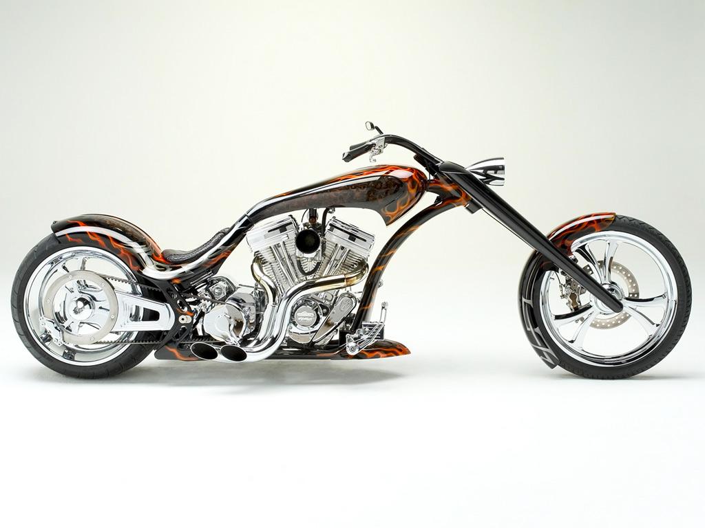 American Chopper Bike Chopper2