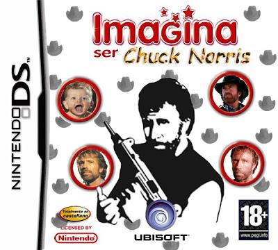 Portadas de juegos  fakes Imaginaserchucknorrisnz6