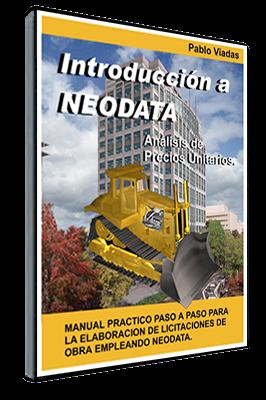 Curso interactivo de introducción a NEODATA, Pablo Viadas (CD-ROM) Box-Caja-BoxShot.Introduccion.a.Neodata
