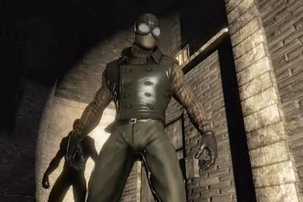 Spiderman: Shattered Dimensions Noir