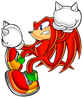 Knuckles The Echidna 009