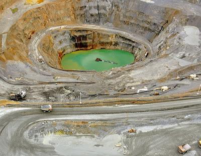 ESAI: Negara Manakah Terkaya di Dunia? Mining