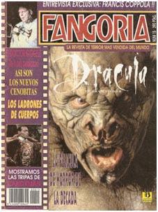 Fangoria: Magazine Horror Show  Fangoriaespa%C3%B1ol