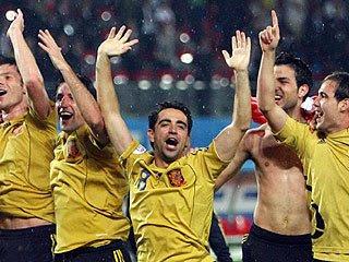 Eurocopa 2008, todos los partidos de España Espanagana