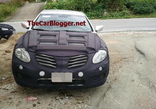2012 - [Hyundai] Azera/Grandeur Hg-spy-2