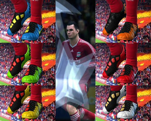 Pes 2010 - Total 90 Laser III Boots Preview