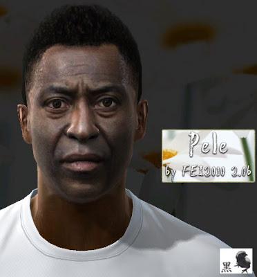 Pes 2010 - Pele Face Preview