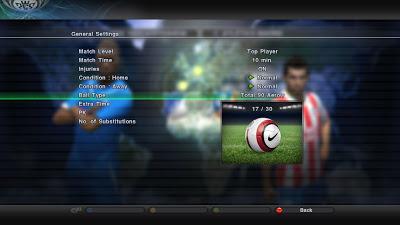 Pro evolution soccer 2011 (Pes 2011) PESEdit.com 2011 Patch 0.1 Balls