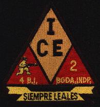 Historia y descripción del I.C.E. (Primer Cuerpo del Ejercito) Sedena4BI