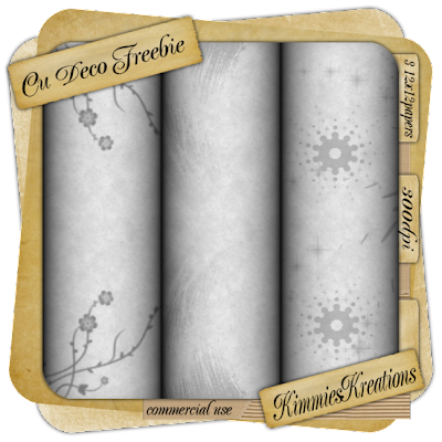 3 pack of CU Deco overlays by Kimmie's Kreations Kkreations_decofreebiePreview