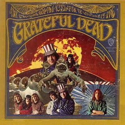 Grateful Dead GratefulDead1967LP