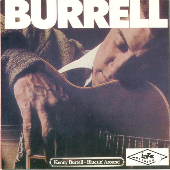 Kenny Burrell Cover