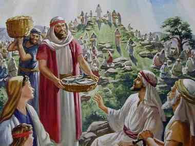Imagens bíblicas Multiplicacao_paes