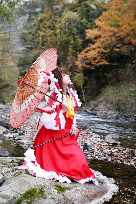 Cosplay Touhou Project IMG_8039