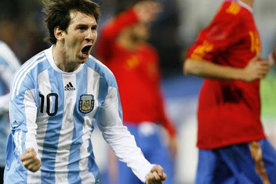 Argentina vs España: Martes 7 Sept. 2010 ¿Quién ganará? MessiEspa%C3%B1a