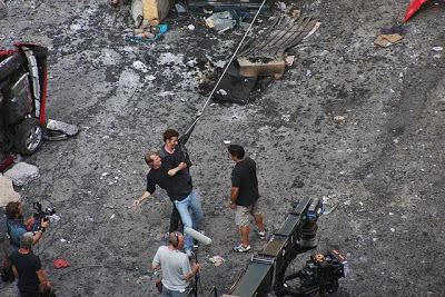 TRANSFORMERS 3: The Dark of the Moon (2011)... Spoiler/Rumeurs [page 2] - Page 3 TF3ChicagoParkingLotStunts2