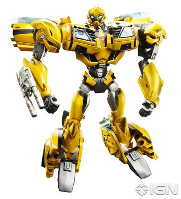 Jouets Transformers Prime TFPrimeBumblebeeToy1