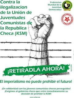 Los Comunistas Ilegales 20080602ksm