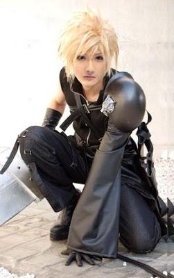 Cosplay Final Fantasy VII Advent Children 1210060315703